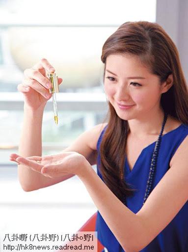 首次創業的徐淑敏對生意充滿信心,上月更開始將新產品廣派娛圈好友試用。