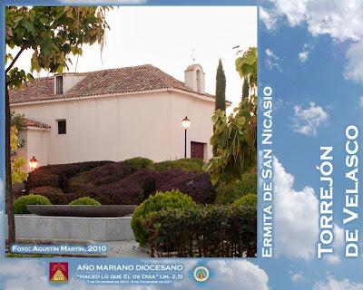 Ermita de San Nicasio.