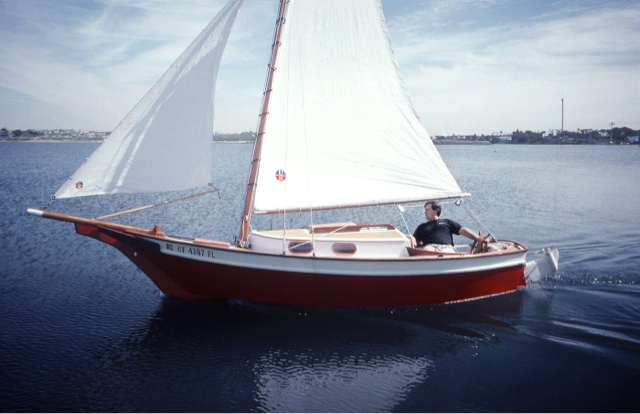 Bill S Log Privateer 20 And Clipper Bows