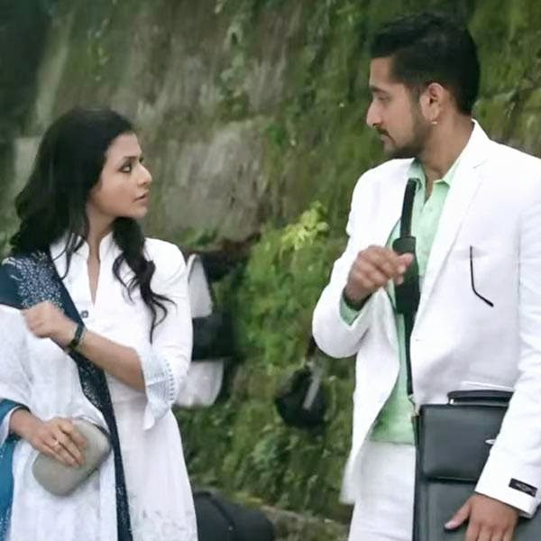 Koel Mallick and Parambrata Chatterjee in the still from movie Highway.