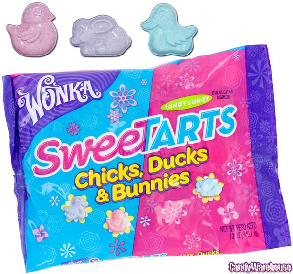 Sweet Tarts Get A Taste Of Spring