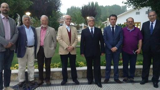 António Sales reuniu com alguns dos atuais e antigos autarcas