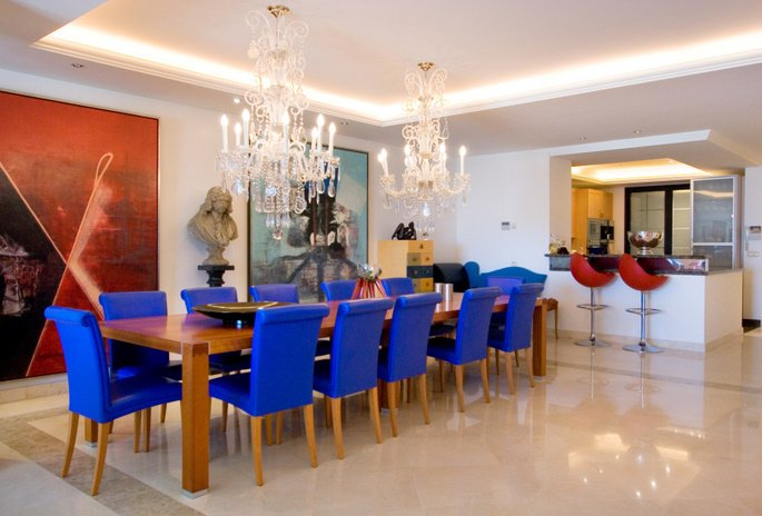 Stylish Mediterranean Duplex in Marbella | Luxury Trends | Luxury ...