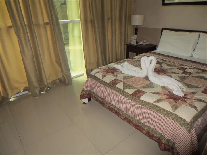 プリンセスマディソンホテル(アンヘレス)別室2