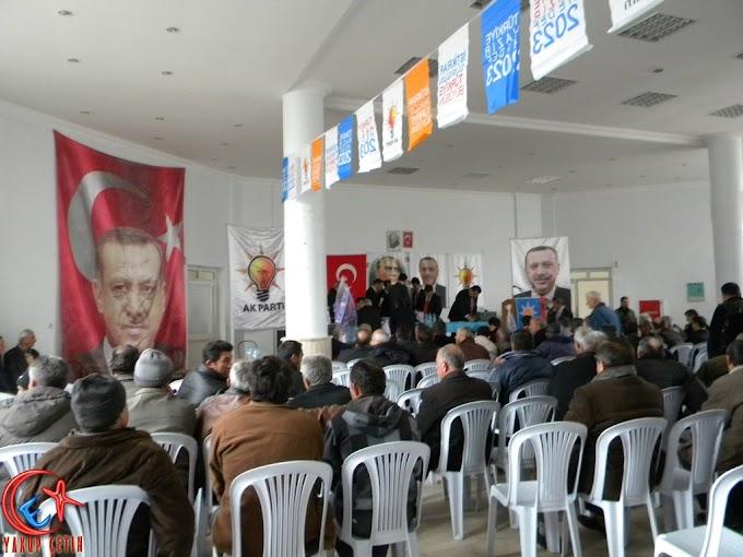 Bozkır Ak Parti 4.Genel Kurulu 20 Kasım 2011