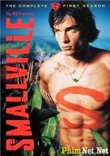 Phim Thị Trấn Smallville Phần 1 - Smallville 1