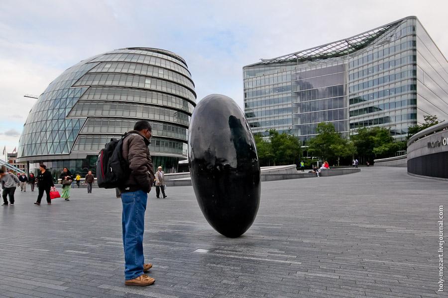 Лондон набережная