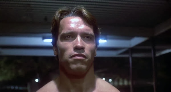 Screen Shot Of Hollywood Movie The Terminator (1984) In Hindi English Full Movie Free Download And Watch Online at Alldownloads4u.Com