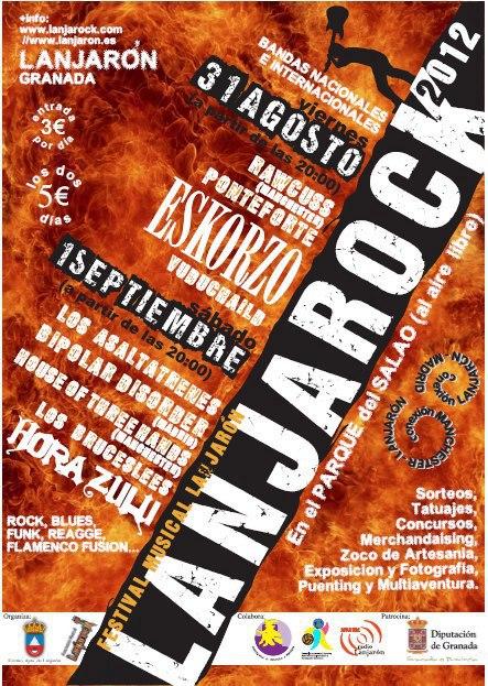II Edición del Festival de Música Internacional  de  Lanjarock