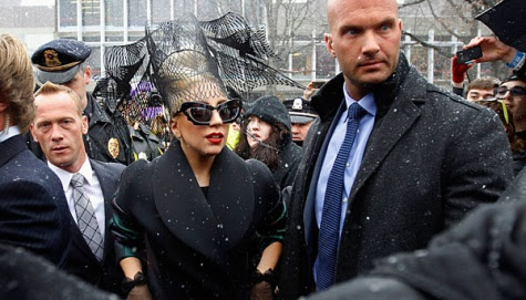 Lady Gaga Tembus 20 juta Follower di Twitter