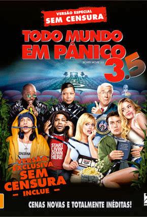 Filme Poster Todo Mundo em Pânico 3.5 EDIÇÃO ESPECIAL SEM CENSURA DVDRip XviD & RMVB Legendado