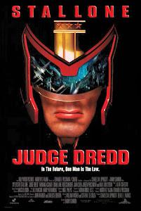 Thẩm Phán Dredd 18+ - Judge Dredd 18+ poster