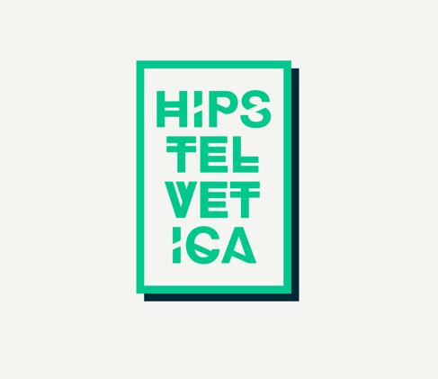 Hipstelvetica Free Fonts