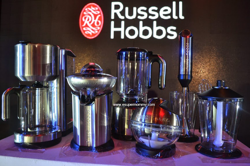 Russell Hobbs Allure Collection