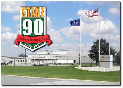 Stanz Foodservice Inc