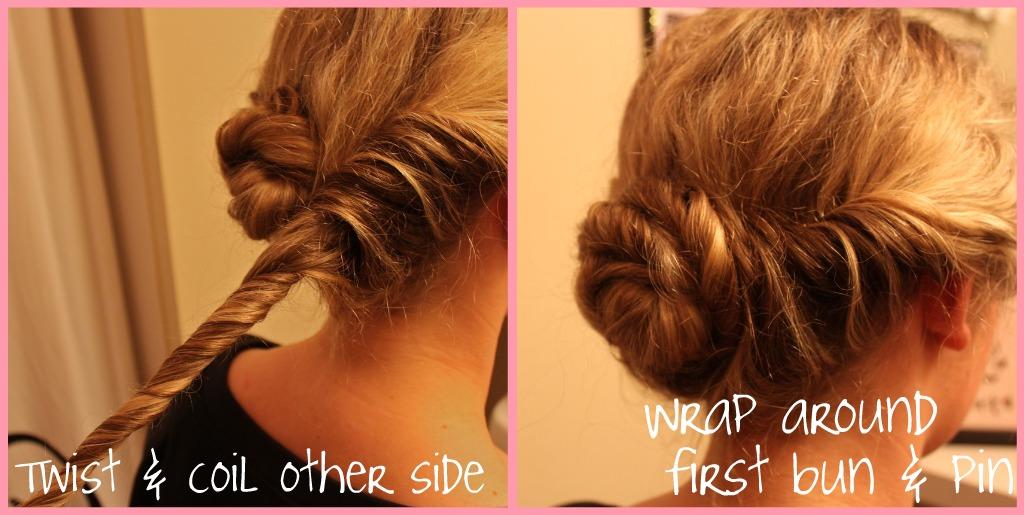Fashion Friday A Low Bun Hair Tutorial Michaela Noelle Designs - Hairstyle bun tutorials