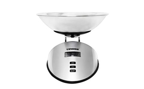 Cân điện tử Tiross cũng được sử dụng nhiều trong nhà bếp