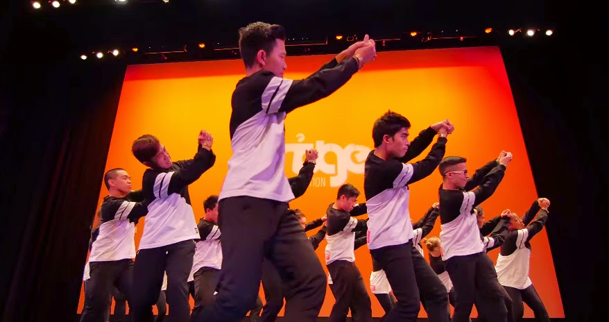 most synchronization and awesome popping by aca crew's wATCH you'll be enjoy