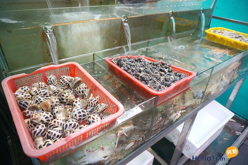 金城海鮮餐廳,新大廟口海鮮-3