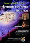 Homenaje a los Poetas Andaluces. Recital poético acompañado de guitarra