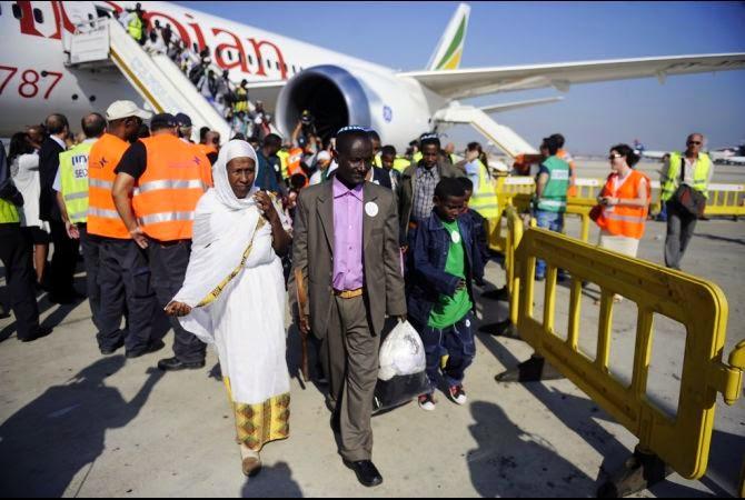 Remembering Israel's humanitarian airlift of persecuted Ethiopians