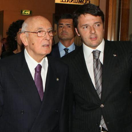 Napolitano-Renzi