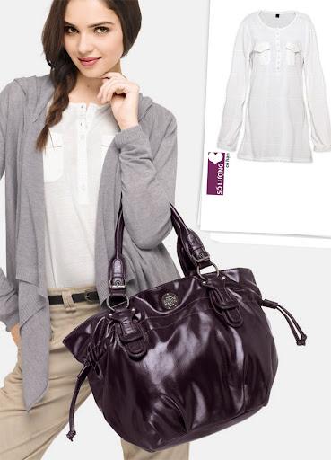 Túi xách nữ thời trang Sophie Dizy - GL21DP