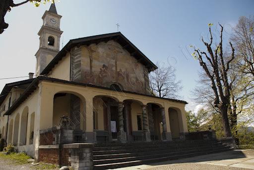 Santuario Montserrat Borgo San Dalmazzo