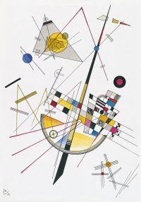 Kandinsky, Tensión suave