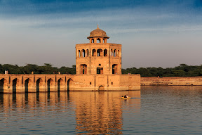 Hiran Minar (Deer Tower)