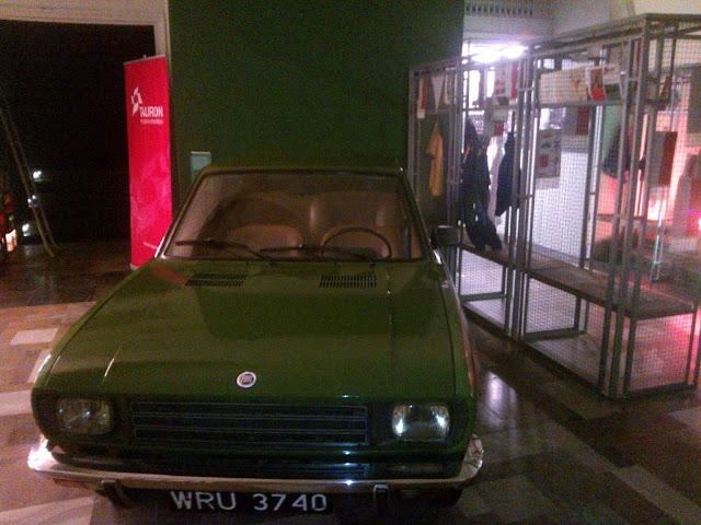 Samochód Marka Kusty