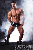 Santi Aragon - 24 Years Old Bodybuilder and Fitness Model