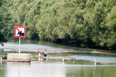 Flusskreuzung