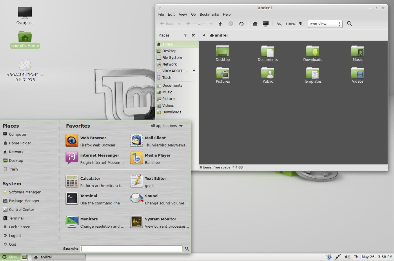 Linux Mint 11 Has Been Released [Screenshots] ~ Web Upd8: Ubuntu
