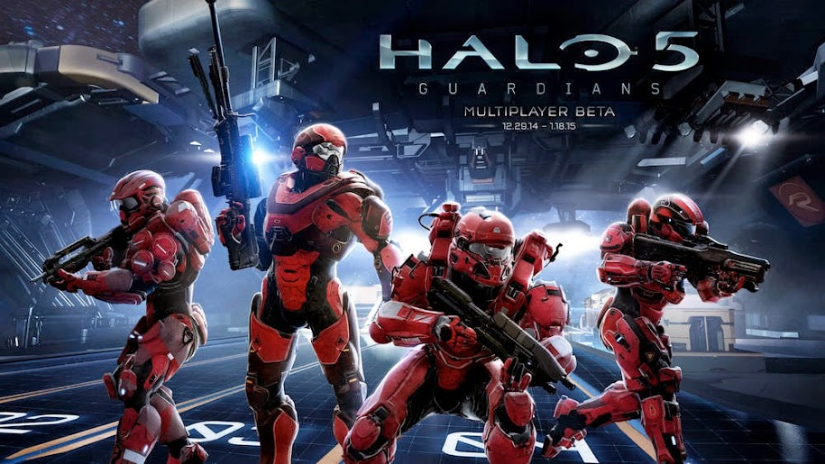 Halo 5: Guardians - 2015-oyun