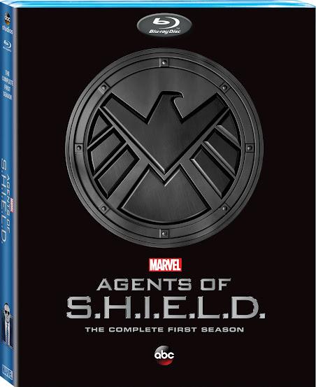 Agentes de S.H.I.E.L.D – Temporada 1 [BD25]