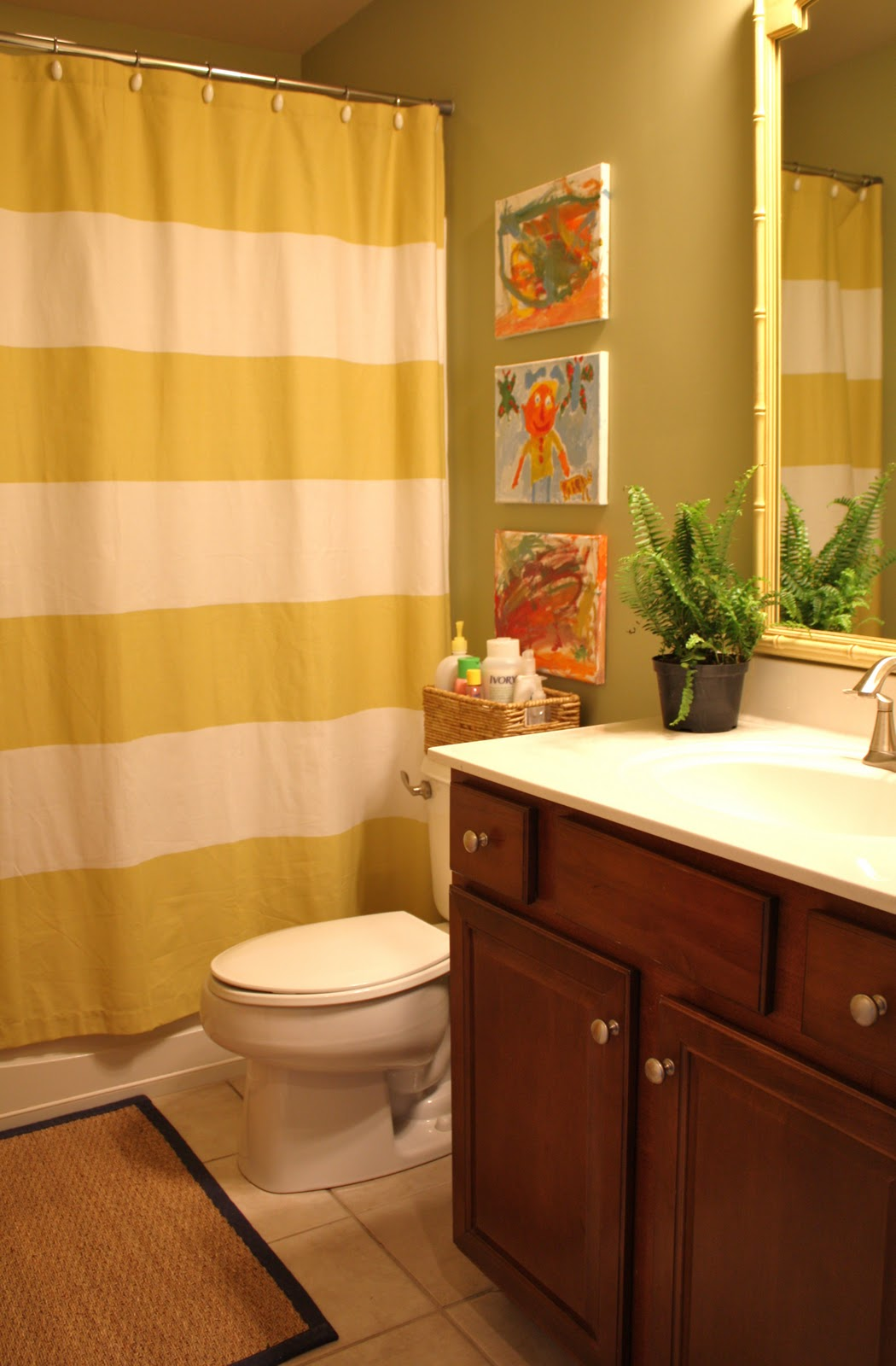 Decorating Ideas > My Kids Bathroom Creating A Shared Space  Emily A Clark ~ 090803_Unisex Bathroom Decorating Ideas