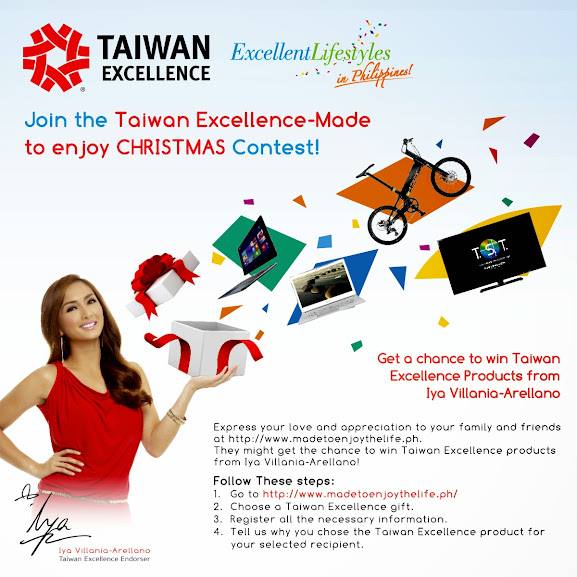 Taiwan Excellence - Made to Enjoy Christmas Contest