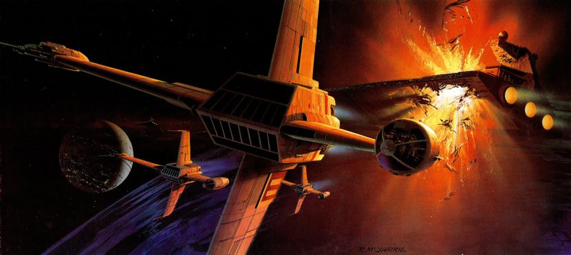 McQuarrie B-wings