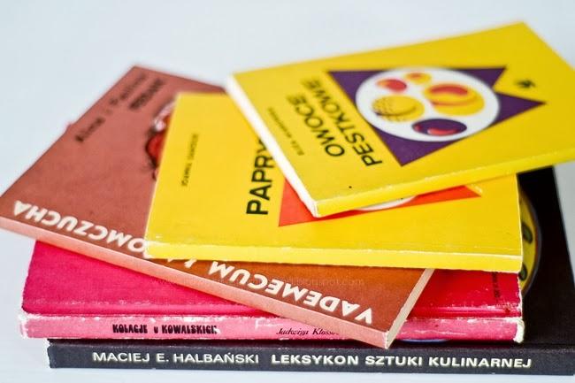 Nowe Ksiazki Kulinarne Na Mojej Polce Literatura Od Kuchni