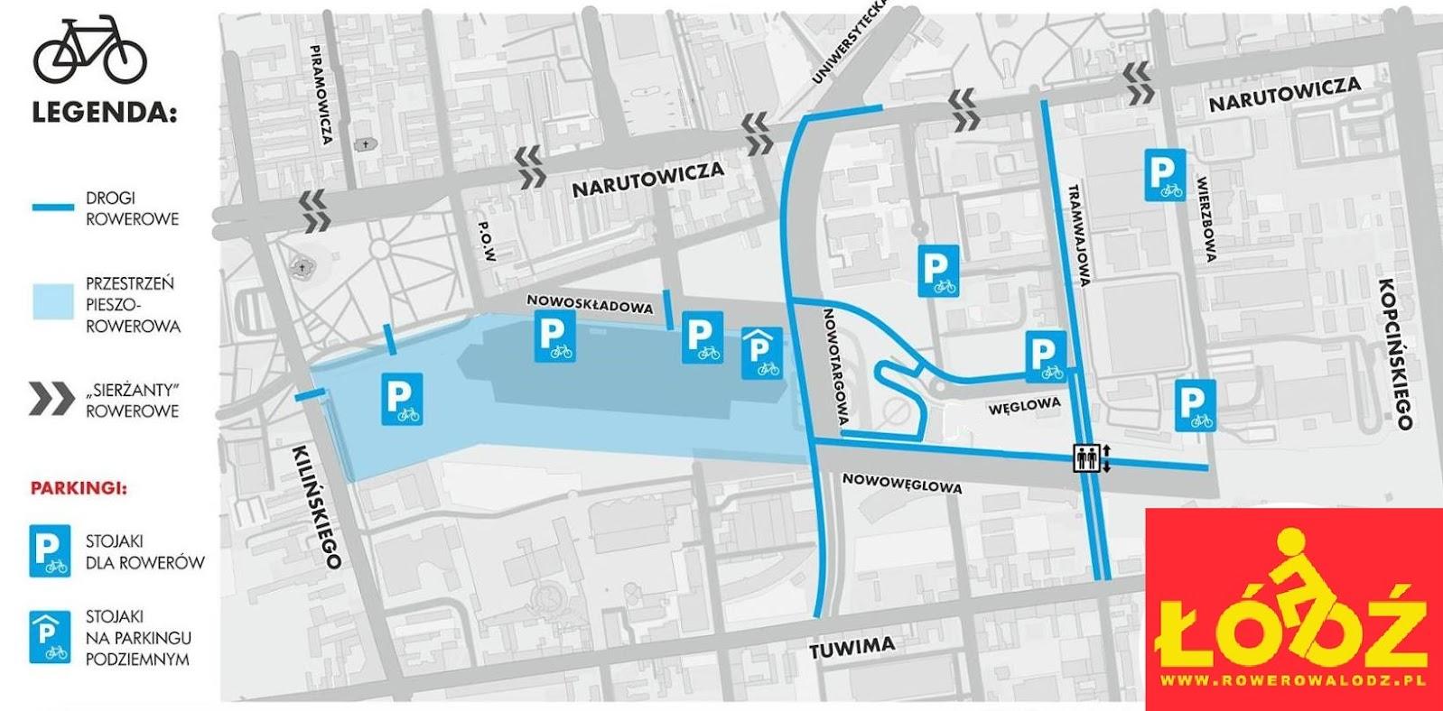 Mapa wykonana przez ZDiT i w naszej ocenie chyba nie do końca jest pełna.
