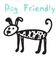 Dogs friendly