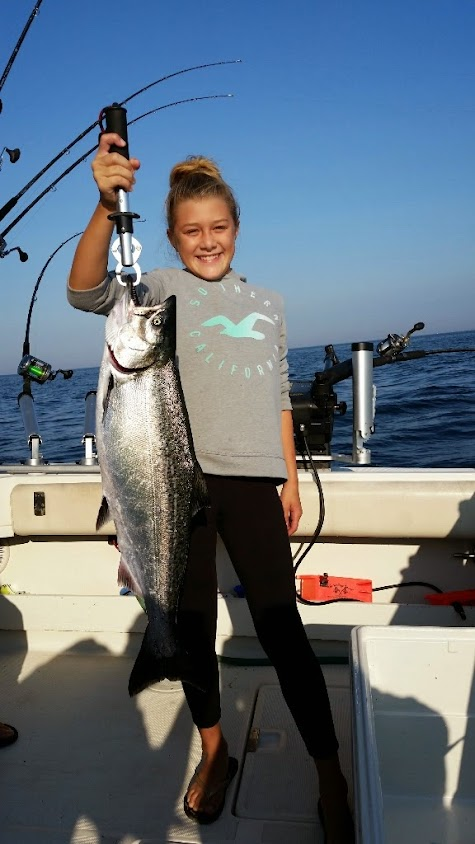 King Salmon Fishing Charters