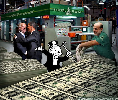 QE Shell Game: Money Printing Till The Cows Come Home