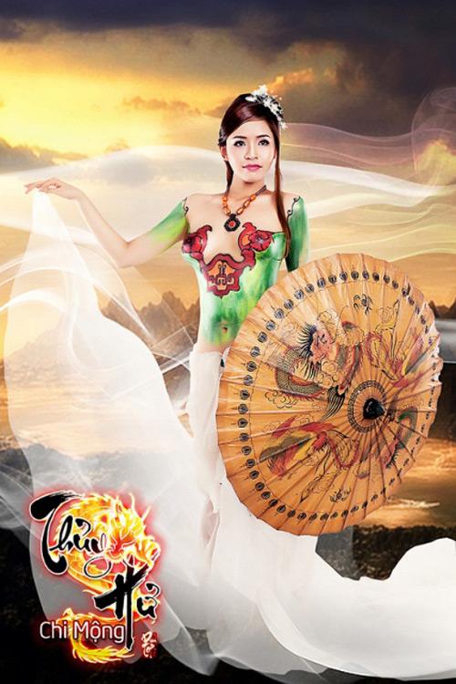 Thủy Hử Chi Mộng tung cosplay chào sân làng game Việt 10