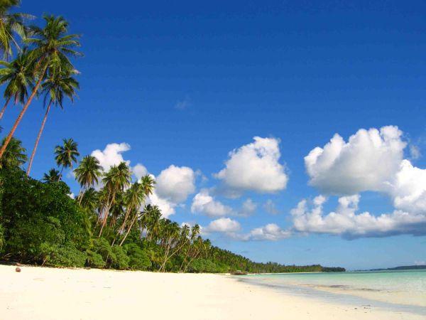 Pantai%2520Ngurbloat Kepulauan Kei, Surga Pantai di Maluku Tenggara
