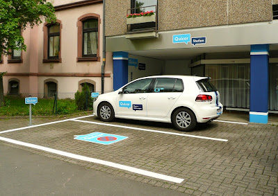 Car-Sharing in Hannover