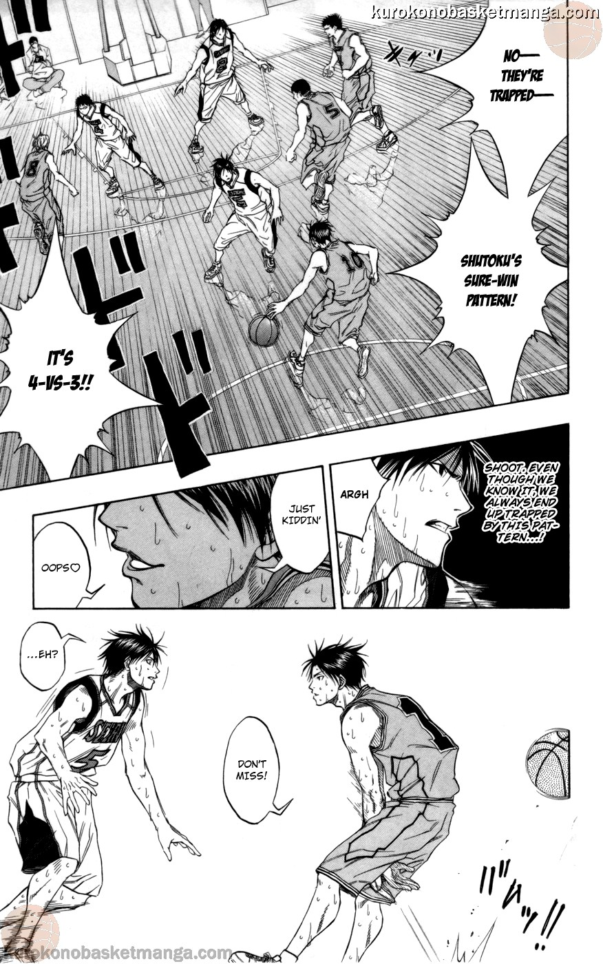 Kuroko no Basket Manga Chapter 89 - Image 05