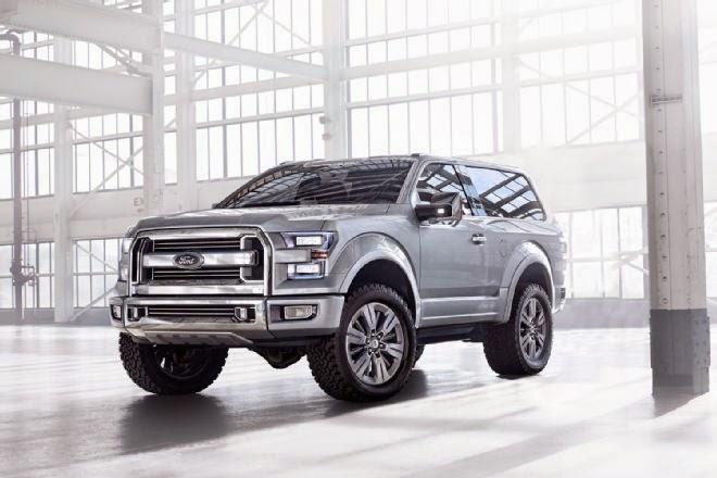 2016 Ford Bronco: Good SUV to Buy
