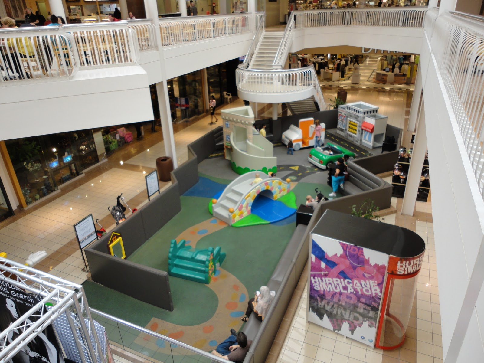Raleigh Best Mall For Kids